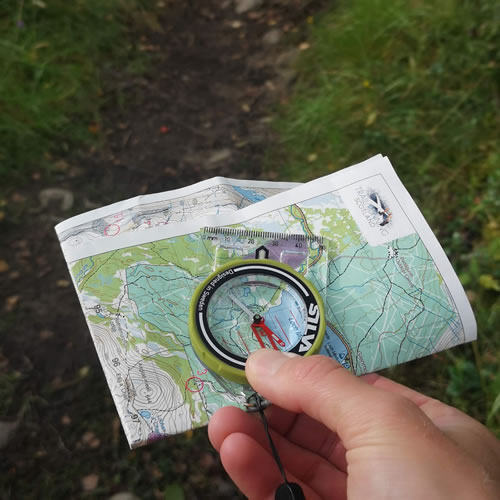 Navigation for runners