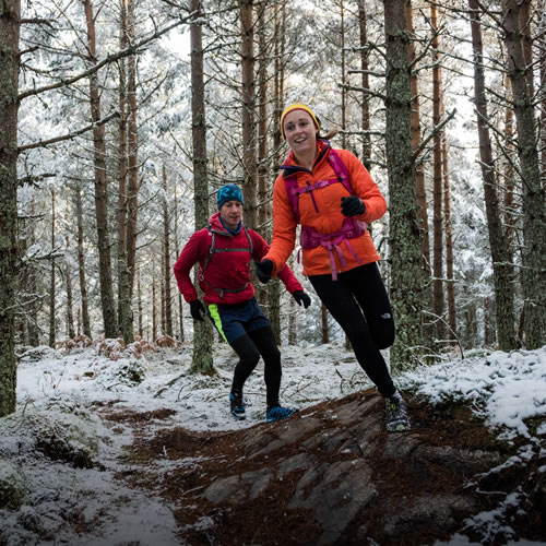 trail running skills